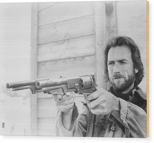 Clint Eastwood Photograph By Silver Screen