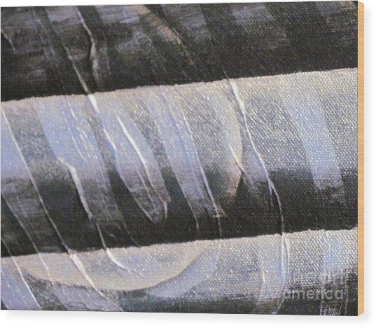 Clipart 005 Wood Print
