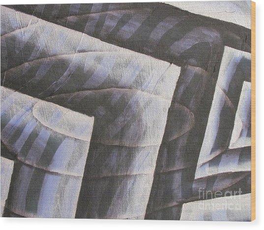 Clipart 006 Wood Print