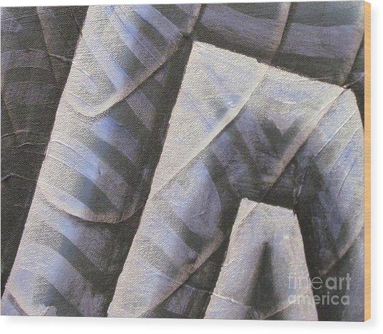 Clipart 008 Wood Print