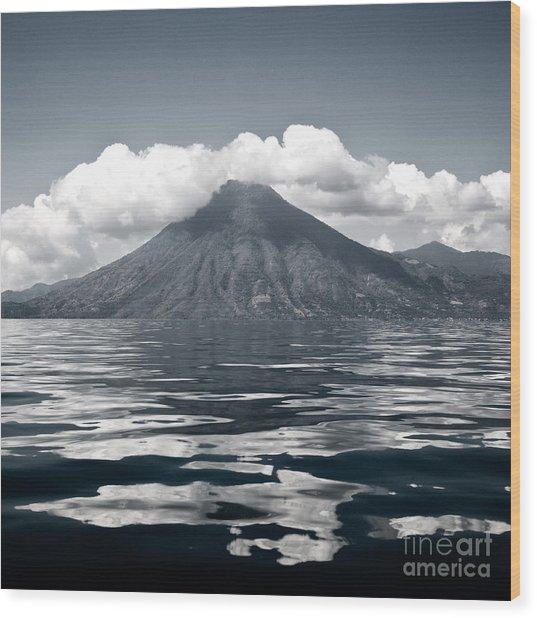 Guatemala-color-fineart-5 Wood Print by Javier Ferrando