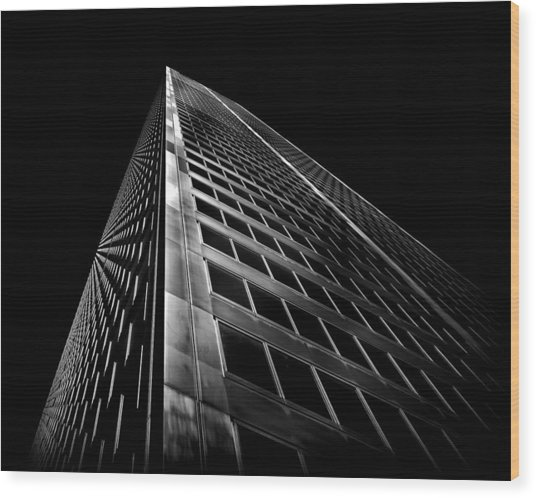 Commerce Court West 2 Wood Print