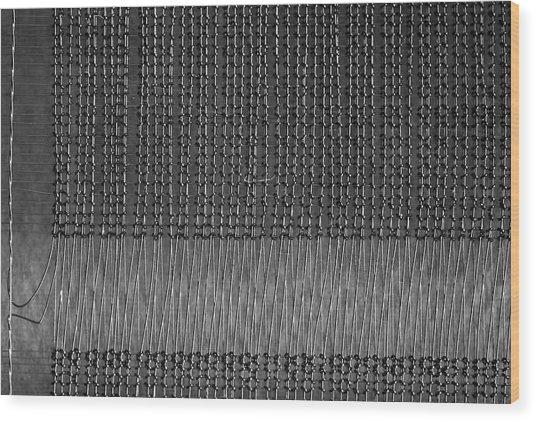 Computer Memory Wood Print