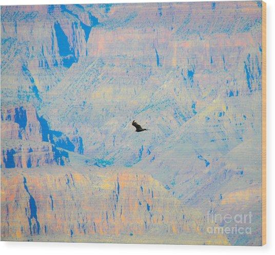 Condor Series H Wood Print