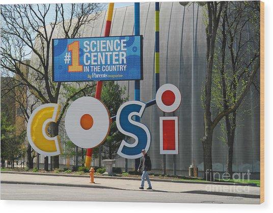 D7l-80 Cosi Columbus Photo Wood Print