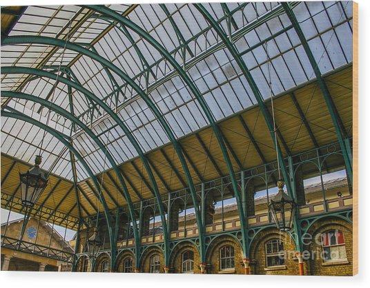 Covent Garden Market Wood Print
