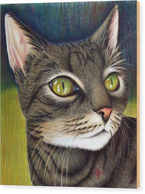 Cozette Wood Print