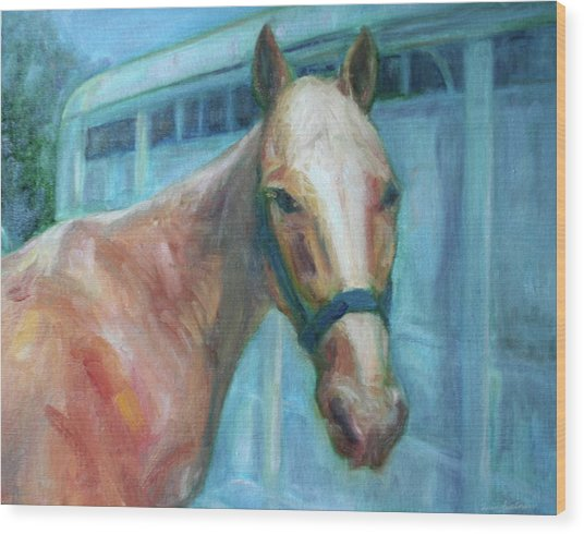 Custom Pet Portrait Painting - Original Artwork -  Horse - Dog - Cat - Bird Wood Print
