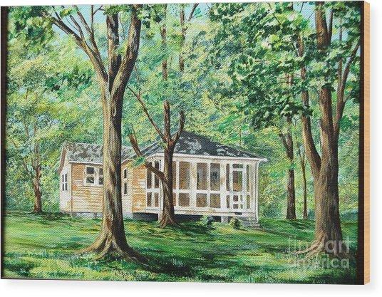 Dahlgren Home Wood Print
