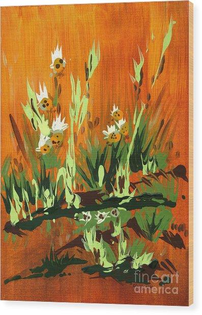 Darlinettas Wood Print