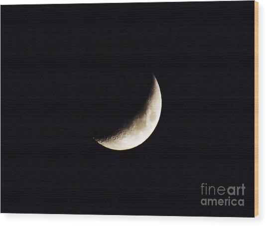 December 2013 Wood Print