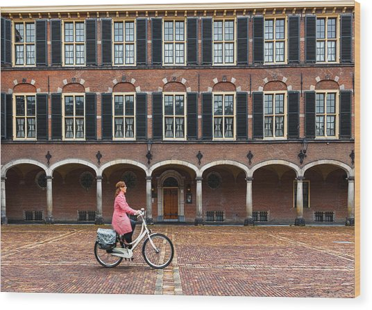 Den Haag - The Hague Wood Print