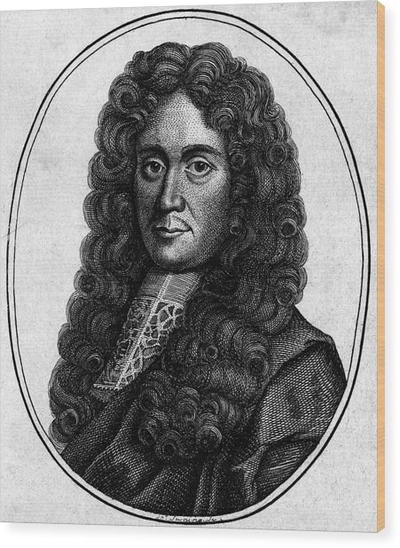 Denzil Holles  1st Baron Of Holles Of Wood Print by Mary Evans Picture Library