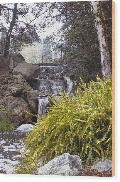 Descanso Gardens 1 Wood Print