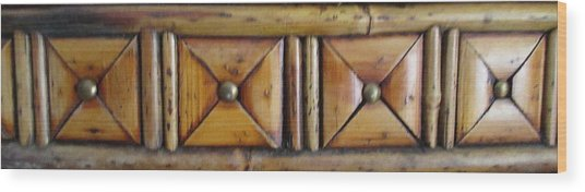 Design Detail A Wood Print