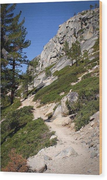 Desolation Wilderness Wood Print