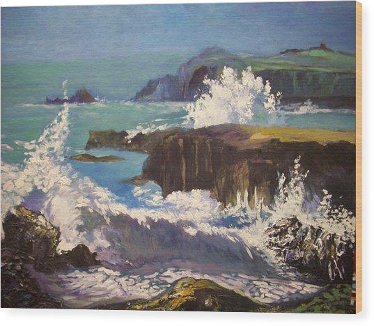 Dingle  - Kerry- Ireland Wood Print