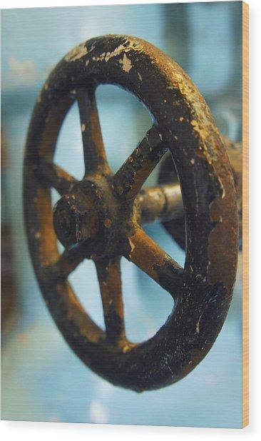 Distillery Tools Wood Print
