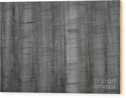 Ditto Wood Print