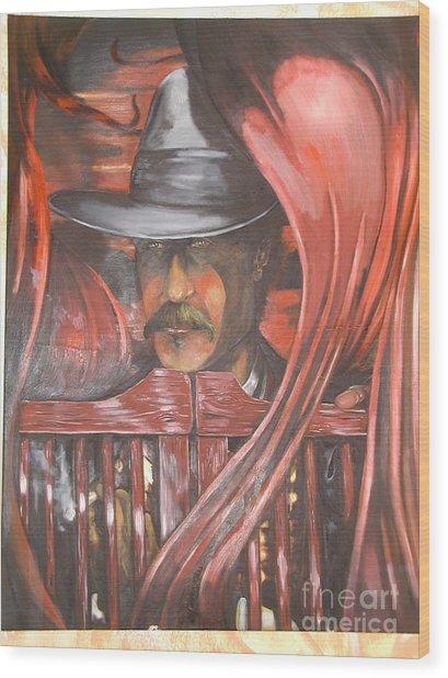 Doc The Immortal Wood Print by Ricardo Reis