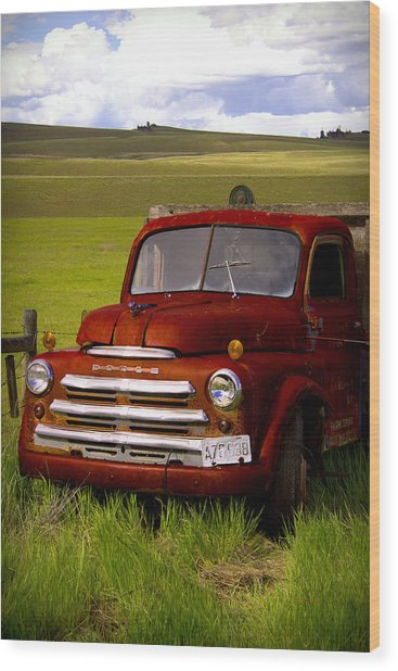 Dodge - Best Years Remembered Wood Print