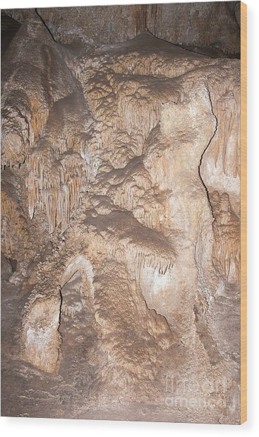 Dolls Theater Carlsbad Caverns National Park Wood Print