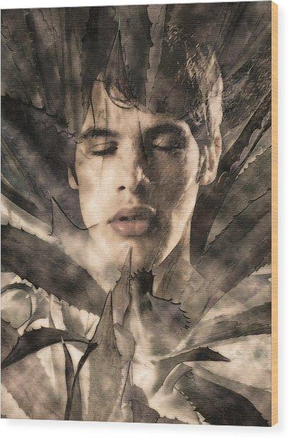 Dreaming - 2/10 Wood Print