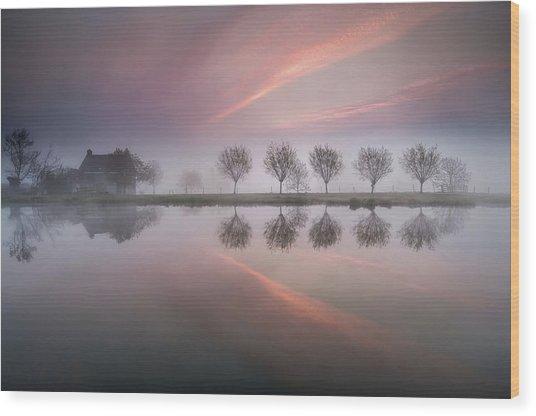 Dreamland Wood Print