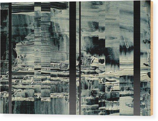 Drifting Wood Print by Chad Rice