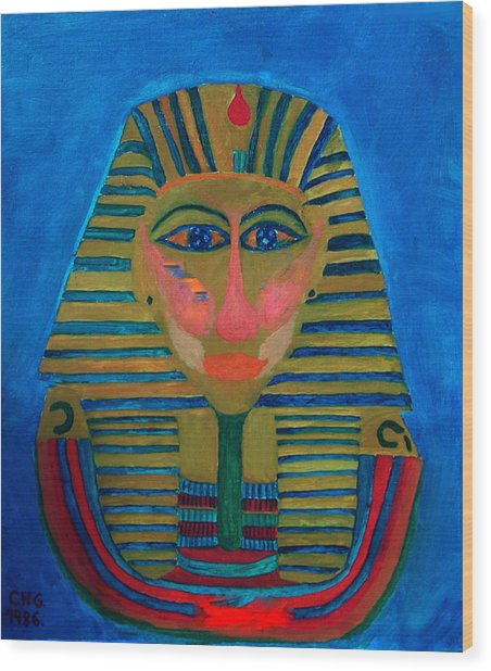 Egypt Ancient  Wood Print