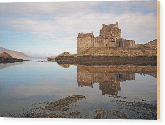Eilean Donan Castle Wood Print