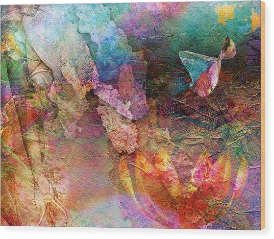 Elusive Dreams Part Two Wood Print
