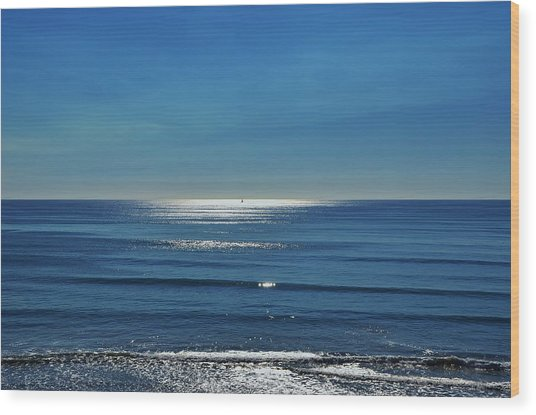 Endless Ocean  Wood Print
