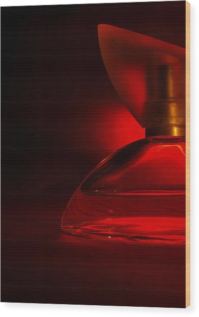 Essence Wood Print by Tom Druin