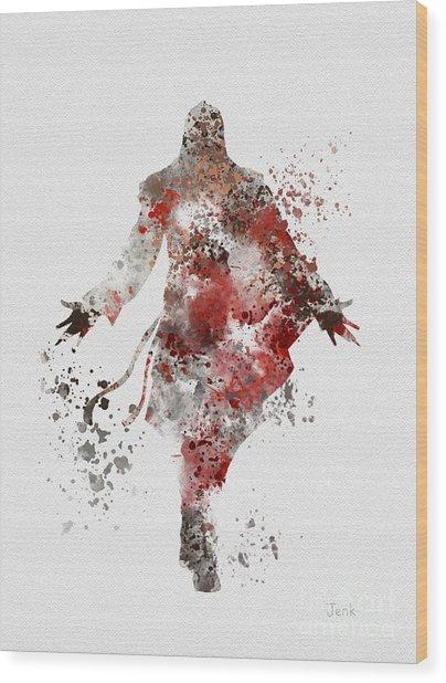 Ezio  Wood Print