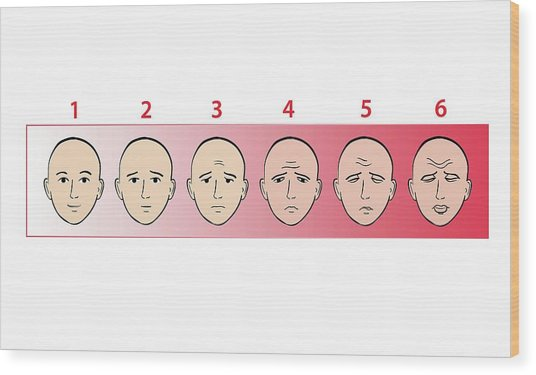 picture relating to Faces Pain Scale Printable identify Exceptional Suffering Scale Picket Prints and Suffering Scale Wooden Artwork Pixels