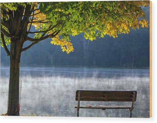 Fall 2014 Wood Print