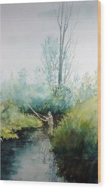 Favorite Spot Wood Print