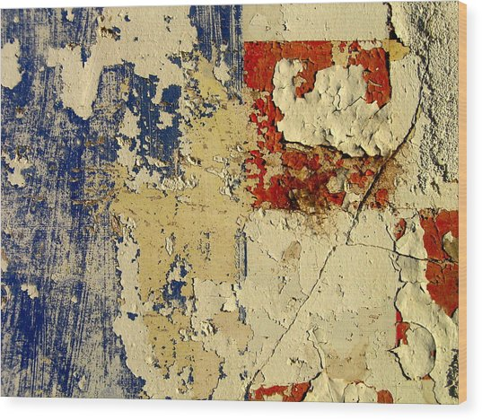 Film Homage Andrei Tarkovsky Andrei Rublev 1966 Wall Coolidge Arizona 2004 Wood Print