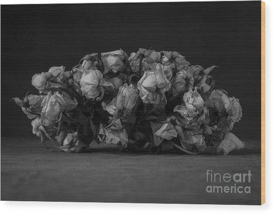 Flower #159 Wood Print