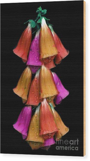 Flowers 36 Wood Print