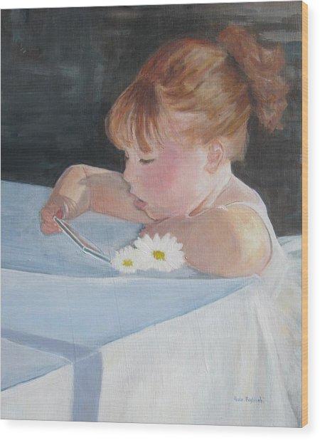 Francesca Grace Wood Print