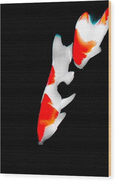 Fukushima4 Wood Print