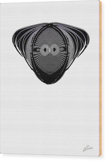 Fusion II Wood Print
