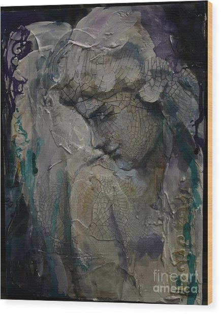 Gabriel Wood Print