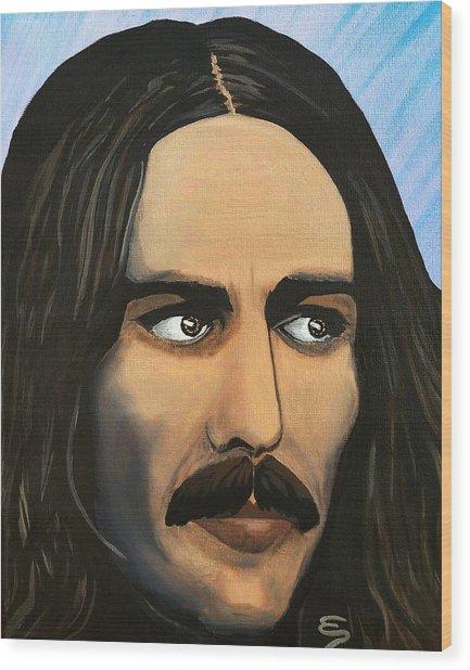 George Harrison The Mystic Wood Print