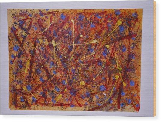 Ghana No 3 Wood Print