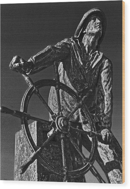 Gloucester 003 Wood Print