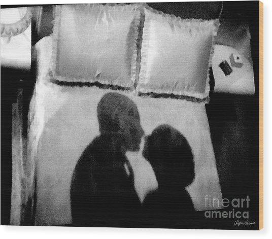 Dream Of Love Wood Print