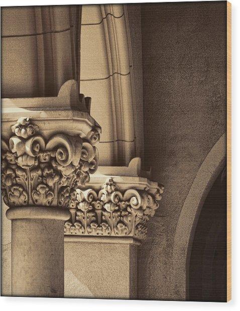 Goodhues Revival Wood Print